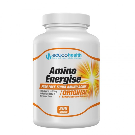 Amino Energise Tablets 200s or 500s